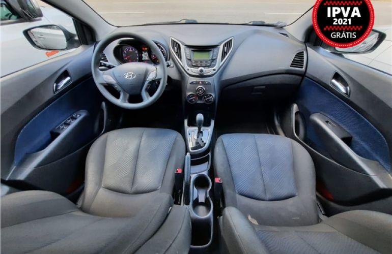 Hyundai Hb20 1.6 Comfort Plus 16V Flex 4p Automático - Foto #2