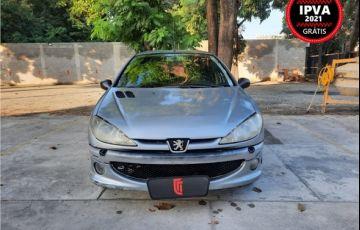 Peugeot 206 1.0 Selection 16V Gasolina 4p Manual - Foto #3