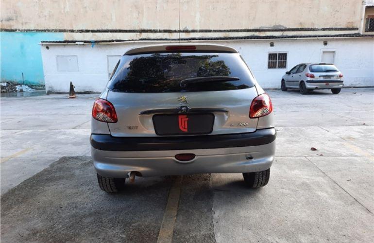 Peugeot 206 1.0 Selection 16V Gasolina 4p Manual - Foto #4