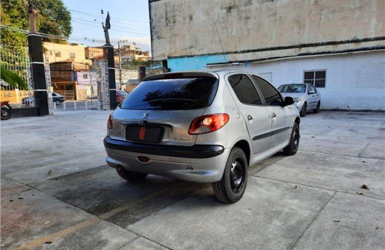 Peugeot 206 1.0 Selection 16V Gasolina 4p Manual - Foto #5