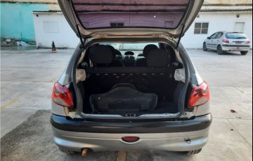 Peugeot 206 1.0 Selection 16V Gasolina 4p Manual - Foto #6