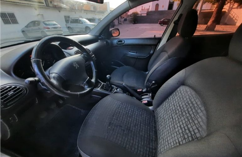Peugeot 206 1.0 Selection 16V Gasolina 4p Manual - Foto #10