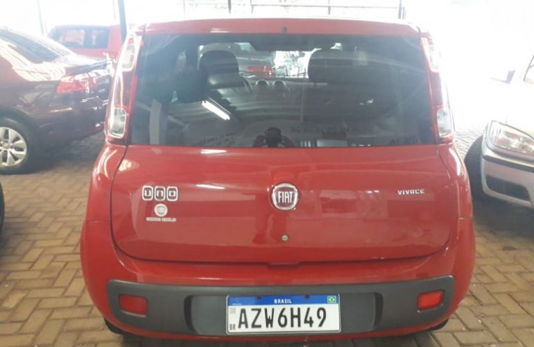 Fiat Uno Vivace 1.0 8V (Flex) 2p - Foto #4
