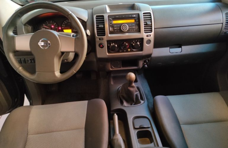 Nissan Frontier SE Attack 2.5 4x2 (Cab.Dupla) - Foto #7