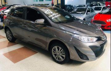 Toyota Yaris 1.5 16V Xl Plus Connect Multidrive