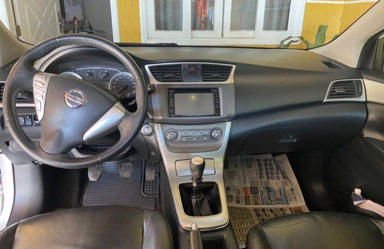 Nissan Sentra S 2.0 16V (Flex) - Foto #4