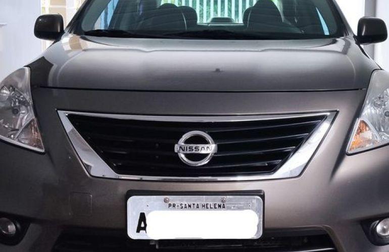 Nissan Versa 1.6 16V SL - Foto #4