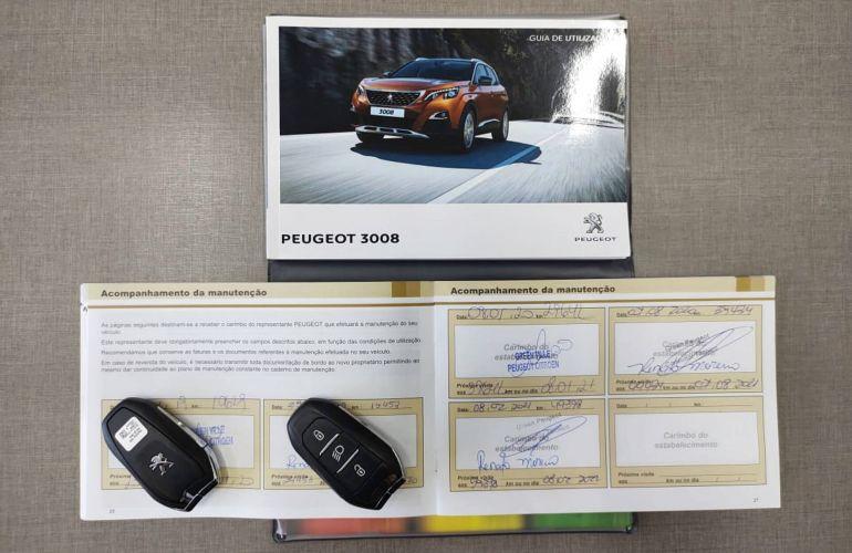 Peugeot 3008 1.6 THP Griffe Pack (Aut) - Foto #10