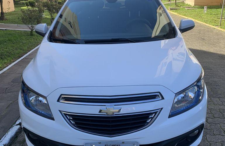 Chevrolet Onix 1.4 LTZ SPE/4 - Foto #1
