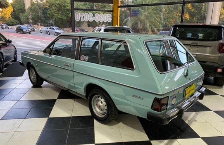 Ford Belina 1.6 Ii 8v - Foto #7