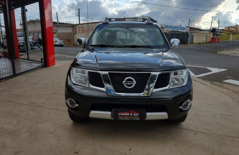 Nissan Frontier 2.5 SL 10 Anos 4x4 CD Turbo Eletronic - Foto #10