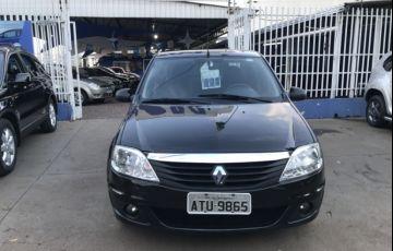 Renault Logan Authentique Plus 1.0 16V (flex)