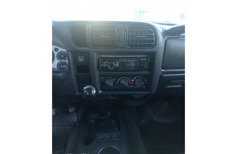Chevrolet S10 Executive 4x2 2.8 Turbo Electronic (Cab Dupla) - Foto #8