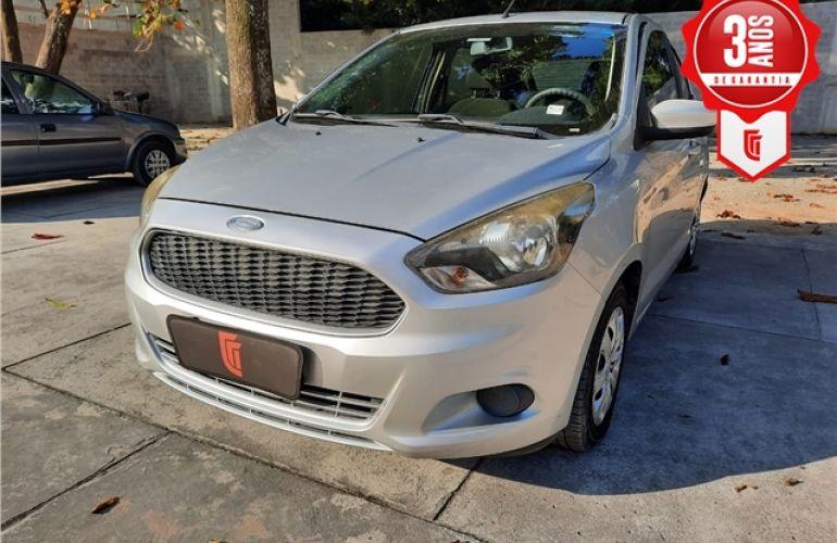 Ford Ka 1.0 SE Plus 12v Flex 4p Manual - Foto #1