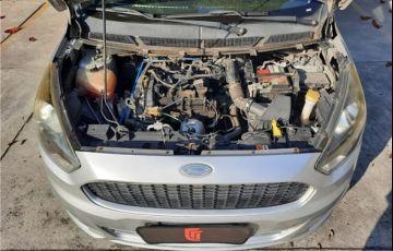 Ford Ka 1.0 SE Plus 12v Flex 4p Manual - Foto #8