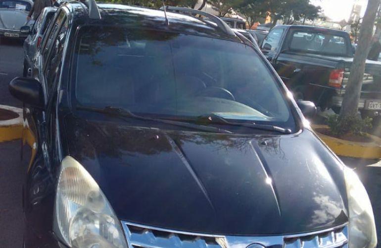 Nissan Livina Night & Day 1.6 16V (flex) - Foto #5