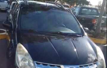 Nissan Livina Night & Day 1.6 16V (flex) - Foto #7
