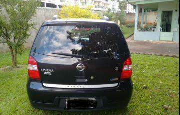 Nissan Livina Night & Day 1.6 16V (flex) - Foto #8
