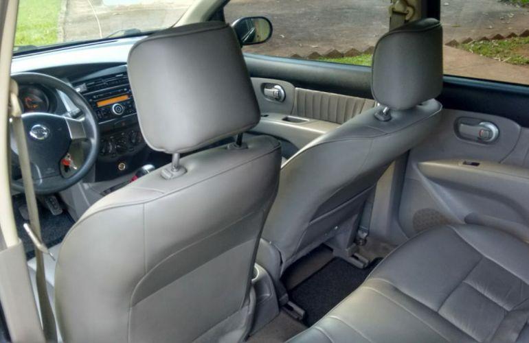 Nissan Livina Night & Day 1.6 16V (flex) - Foto #9