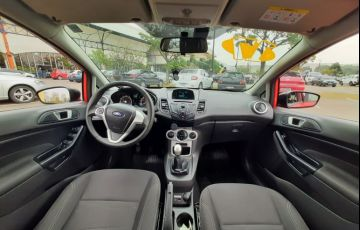 Ford Fiesta 1.6 SEL Hatch 16v - Foto #5