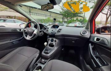 Ford Fiesta 1.6 SEL Hatch 16v - Foto #7