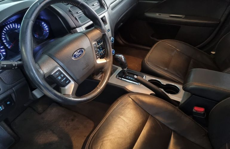 Ford Fusion 2.5 SEL 16v - Foto #4