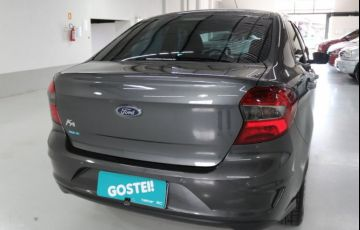 Ford KA SEDAN 1.0 Flex - Foto #4