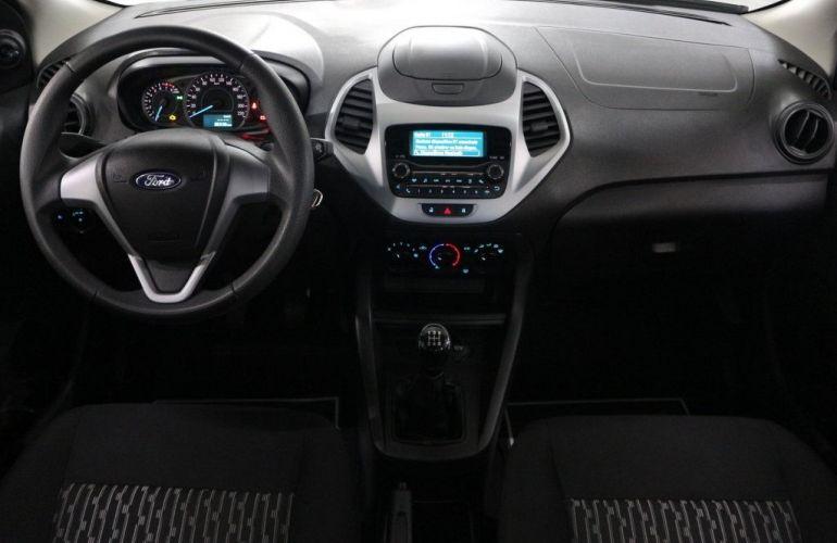 Ford KA SEDAN 1.0 Flex - Foto #7