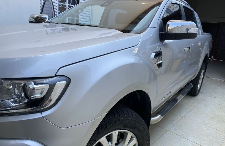 Ford Ranger 3.2 Limited CD 4x4 (Aut) - Foto #4