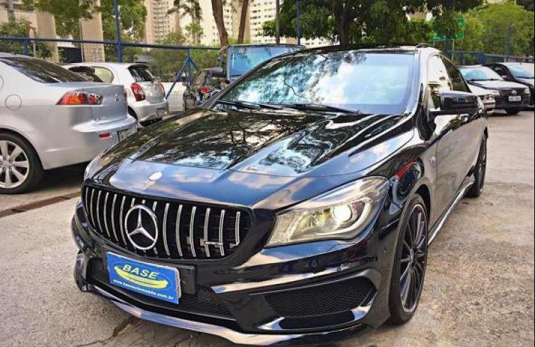 Mercedes-Benz 45 Amg 4matic - Foto #2