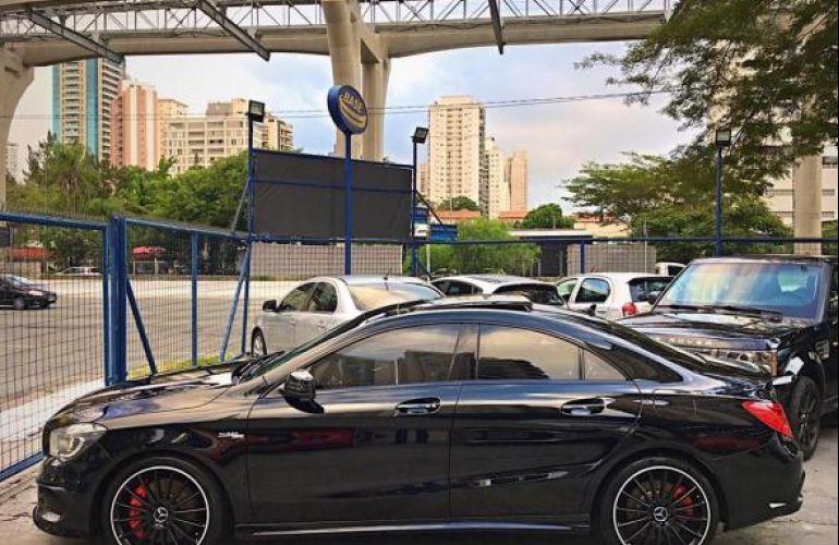 Mercedes-Benz 45 Amg 4matic - Foto #3