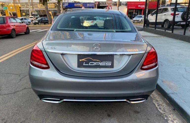 Mercedes-Benz C 180 1.6 Cgi Exclusive 16V Turbo - Foto #4