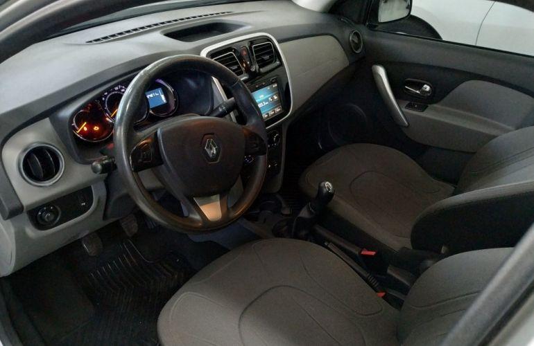 Renault Logan Dynamique 1.6 8V (flex) - Foto #10