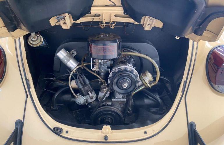 Volkswagen Fusca 1.3 8V - Foto #10