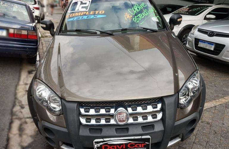 Fiat Strada 1.8 MPi Adventure CE 16v - Foto #1
