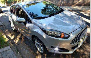 Ford New Fiesta SE 1.6 16V - Foto #2
