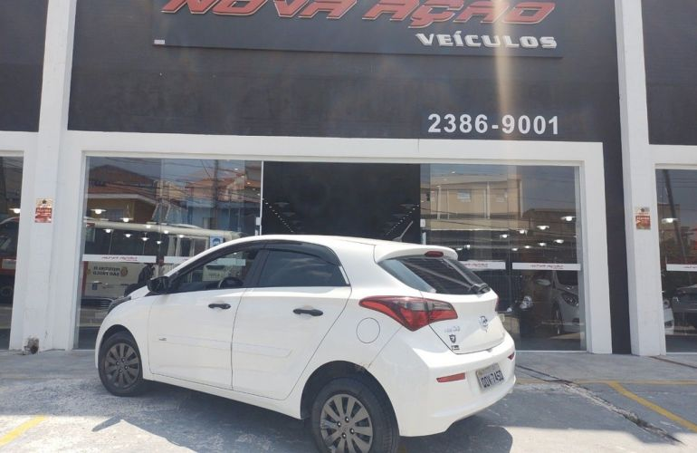 Hyundai Hb20 1.0 Unique 12v - Foto #3