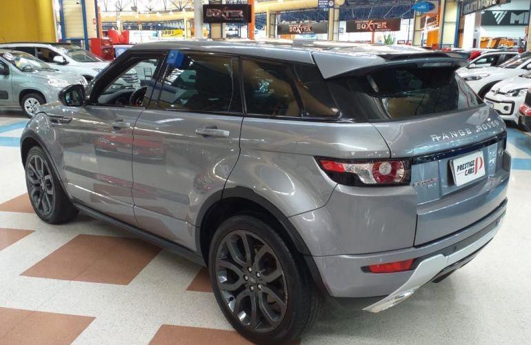 Land Rover Range Rover Evoque 2.0 Dynamic 4WD 16v - Foto #8