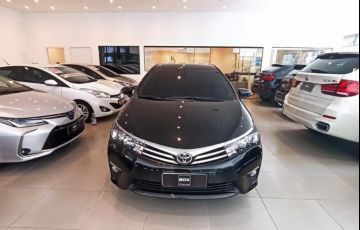 Toyota Corolla 2.0 Dynamic 16v