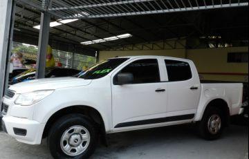 Chevrolet S10 2.4 LS 4x2 CD 8v - Foto #2