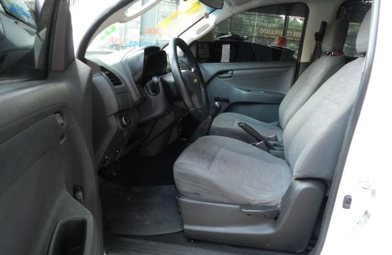 Chevrolet S10 2.4 LS 4x2 CD 8v - Foto #6