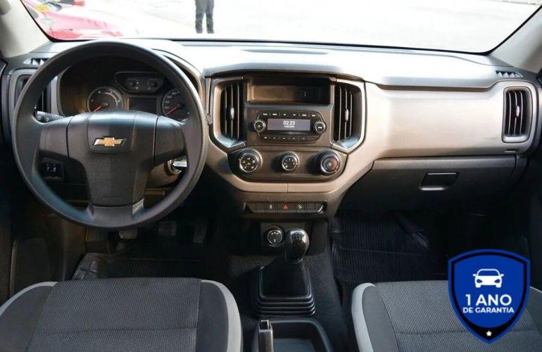 Chevrolet S10 2.8 LS 4x4 CD 16V Turbo - Foto #4