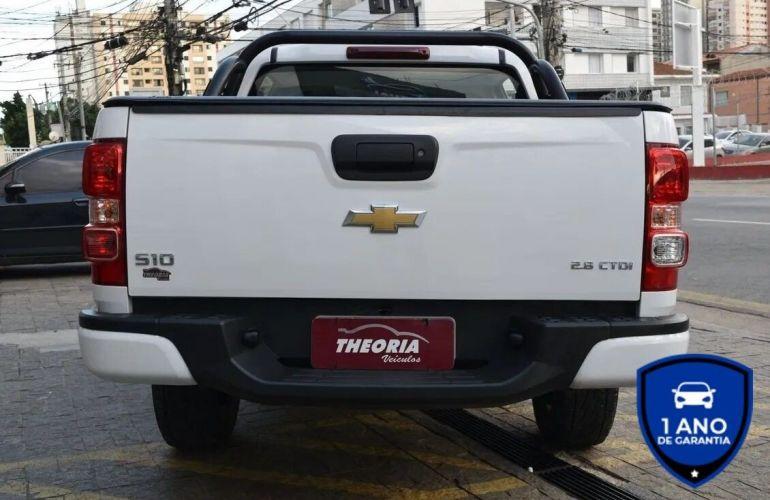 Chevrolet S10 2.8 LS 4x4 CD 16V Turbo - Foto #6