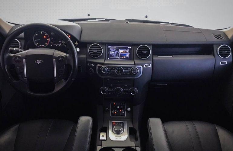 Land Rover Discovery 4 Graphite 4X4 3.0 Bi-Turbo V6 24V - Foto #7