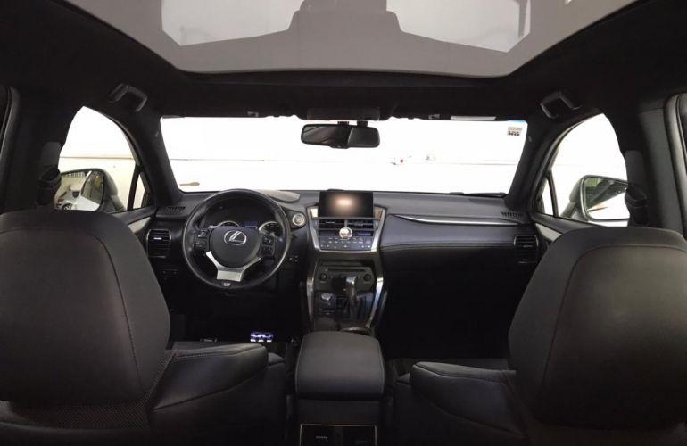 Lexus NX 200t F-Sport 2.0 4WD - Foto #7