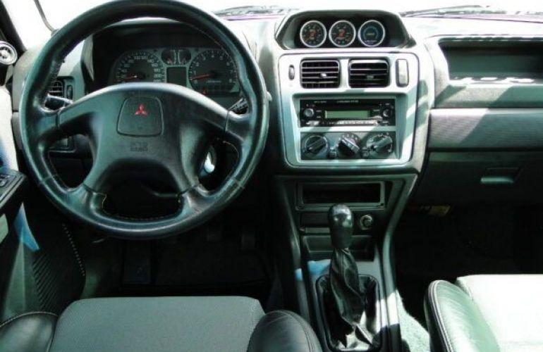 Mitsubishi Pajero Tr4 2.0 Turbo 4x4 - Foto #4
