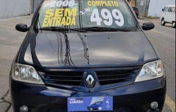 Renault Logan 1.6 Privilege 16v - Foto #8