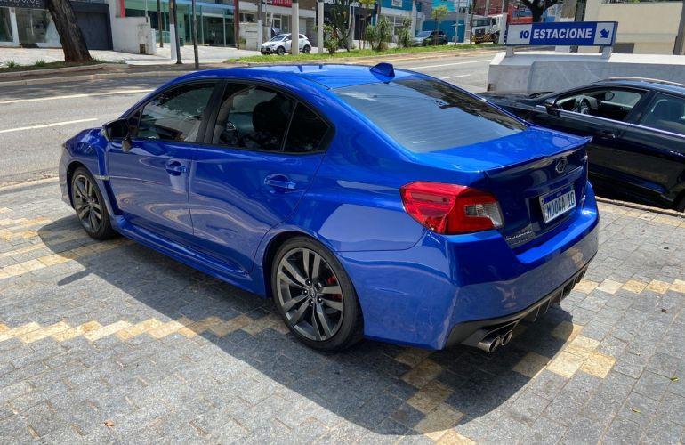 Subaru Impreza 2.0 Wrx Sedan 4x4 16V Turbo Intercooler - Foto #5