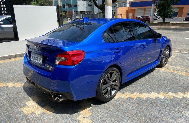 Subaru Impreza 2.0 Wrx Sedan 4x4 16V Turbo Intercooler - Foto #6