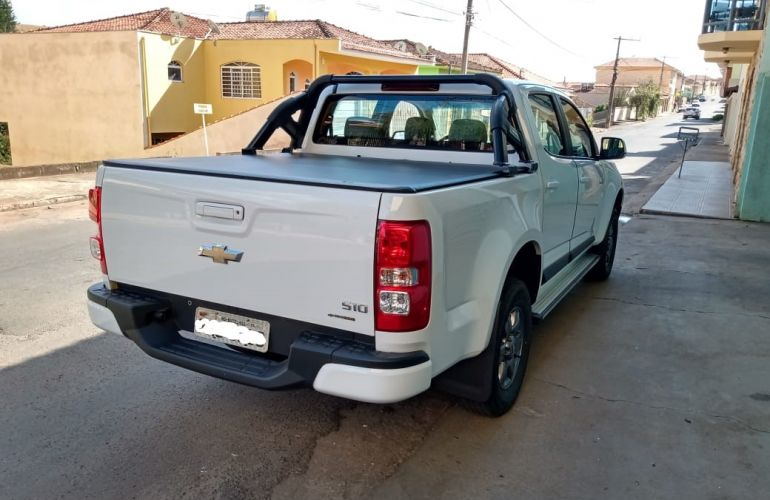Chevrolet S10 2.4 Advantage (Cabine Dupla) - Foto #9